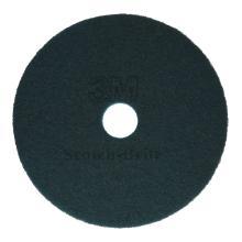 Vloerpads 3M plastic blauw 50 cm Productfoto