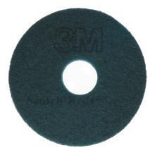 Vloerpads 3M plastic blauw 33 cm Productfoto