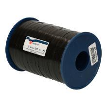 Cadeaulint PP zwart 5 mm x 500 mtr Productfoto