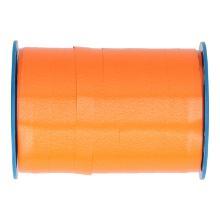 Cadeaulint oranje 10 mm x 250 mtr Productfoto