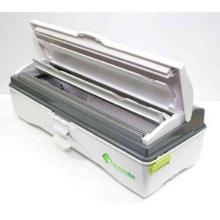 Folienspender für zwei 45 cm breite Rollen weiß Wrapmaster 4500 Produktbild