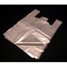 HD-Hemdchen-Tragetaschen 35 cm x 24 cm x 46 cm transp 25my geblockt PrimeSource Produktbild