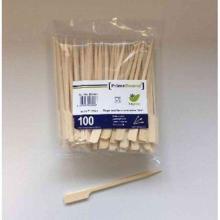 Bambus Fingerfood-Spieße 12 cm PrimeSource BeGreen Produktbild