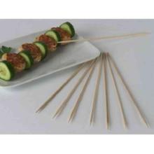 Bambus Schaschlik-Spieße 12,5 cm Produktbild
