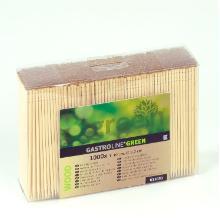 Holz Dekorations-Picker 10 cm gedrechselt Produktbild