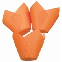 Muffin Tulip Wraps 160 mm x 160 mm orange Produktbild