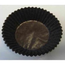 Gebäckkapsel Ø 35 mm Pergamin braun Produktbild