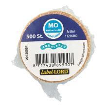 LabelLord Aqualabel Montag u.haltbar bis 1 Rolle = 500 Etiketten Produktbild