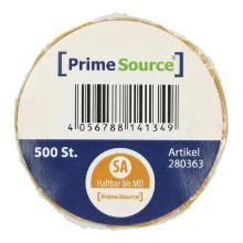Label Samstag u.haltbar bis 1 Rolle = 500 Etiketten PrimeSource Produktbild