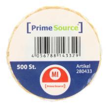 Label Mittwoch 1 Rolle = 500 Etiketten PrimeSource Produktbild
