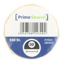 Label Donnerstag 1 Rolle = 500 Etiketten PrimeSource Produktbild