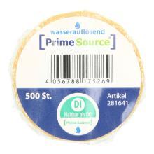 Label Dienstag -haltbar bis- 1 Rolle = 500 Etiketten wasserauflösend PrimeSource Produktbild
