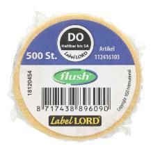 Label Donnerstag -haltbar bis-1 Rolle =500 Etiketten wasserauflösend PrimeSource Produktbild