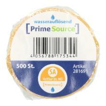 Label Samstag -haltbar bis-1 Rolle =500 Etiketten wasserauflösend PrimeSource Produktbild