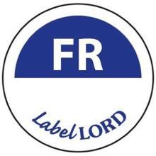 LabelLord Flushlabel Freitag ohne -haltbar bis- 1 Rolle = 500 Etiketten Produktbild