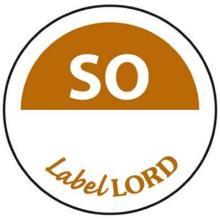 LabelLord Flushlabel Sonntag ohne -haltbar bis- 1 Rolle = 500 Etiketten Produktbild