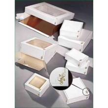 Dekortortenkarton mit Fenster 353 mm x 253 mm x 98 mm Design 573 Produktbild