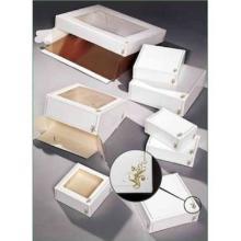 Pralinenverpackung mit Sichtfenster 120 mm x 70 mm x 50 mm Design 573 De Produktbild
