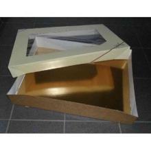 Tortenkarton mit Fenster 693 mm x 493 mm x 120 mm Motiv 573 XL-Karton dreiteilig Produktbild