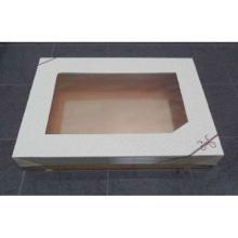 Tortenkarton mit Fenster 593 mm x 443 mm x 120 mm Motiv 573 XL-Karton dreiteilig Produktbild