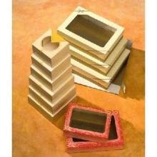 Tortenkarton mit Fenster 493 mm x 363 mm x 120 mm Motiv 573 XL-Karton dreiteilig Produktbild