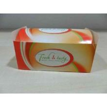Snack Faltbox 144 mm x 85 mm x 60 mm Fresh & tasty Produktbild