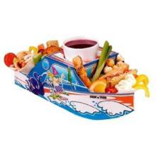 Boat Combo Meal Carrier Produktbild