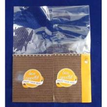 Snack Bag large 215 mm x 80/50 mm x 130 mm - Enjoy your Meal Produktbild