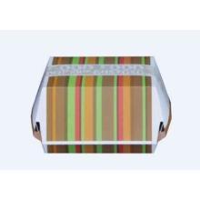Burger Box L 139x142x70mm -Good Food- Produktbild