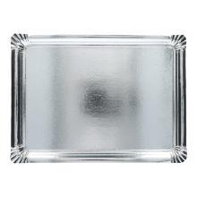 Tablett eckig 34 cm x 45,5 cm mit alukasch. PrimeSource Produktbild