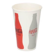 Coca-Cola Pappbecher 300ml Produktbild