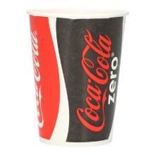 Coca-Cola Pappbecher 200ml Produktbild