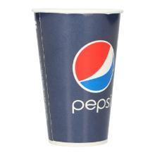 Pepsi-Cola Pappbecher 300ml Produktbild