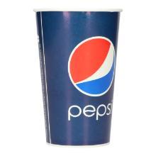 Pepsi-Cola Pappbecher 400ml Produktbild