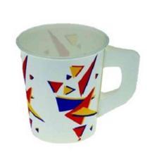Kaffeebecher Pappe 180ml/6oz whizz mit Griff Produktbild