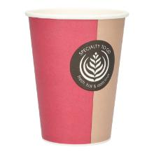 Kaffeebecher Pappe 300ml/12oz Coffee-to-go Produktbild