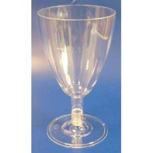 Weinglas PS 100ml transp. mit Fuß Produktbild
