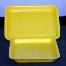 PS-Tray 225 mm x 175 mm x 16 mm gelb Produktbild