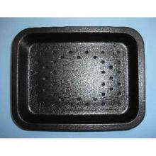 PS-Tray 218 mm x 135 mm x 16mm schwarz Produktbild