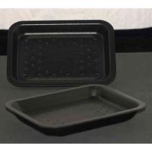 PS-Tray 175 mm x 135 mm x 16 mm schwarz Produktbild