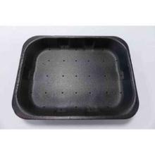 EPS-Tray 175 mm x 135 mm x 25 mm schwarz mit Saugeinlage Produktbild