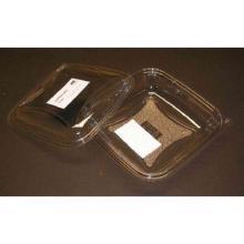 Deckel PET zu Salatschale 188 mm x 188 mm x 17 mm klar Produktbild