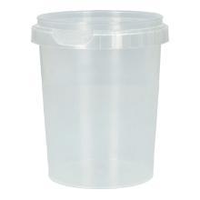 V-Becher PP OV rund 95 mm Höhe 114 mm 520 ml transparent Produktbild