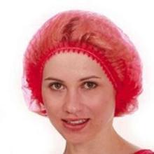 Vlieshaube Standard 50cm rot leicht Produktbild