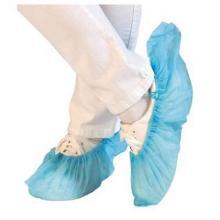 PP-Ueberziehschuhe blau Produktbild