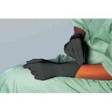 Latex-Handschuhe Gr.XL ungepu. schwarz Produktbild