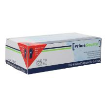 Nitril-Handschuhe Gr.M ungepu. blau PrimeSource Produktbild