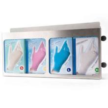 Spenderhalter für Einweg-Handschuhe 4 Boxen Produktbild