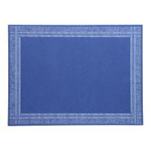 Tischset Vlies 30 cm x 40 cm dunkelblau Produktbild