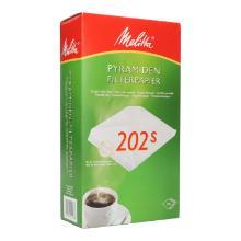 Melitta Filterpapier Größe PA 1 x 4 G weiss Produktbild